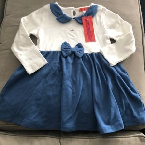 FUNKYBERRY toddler dress. 100% cotton